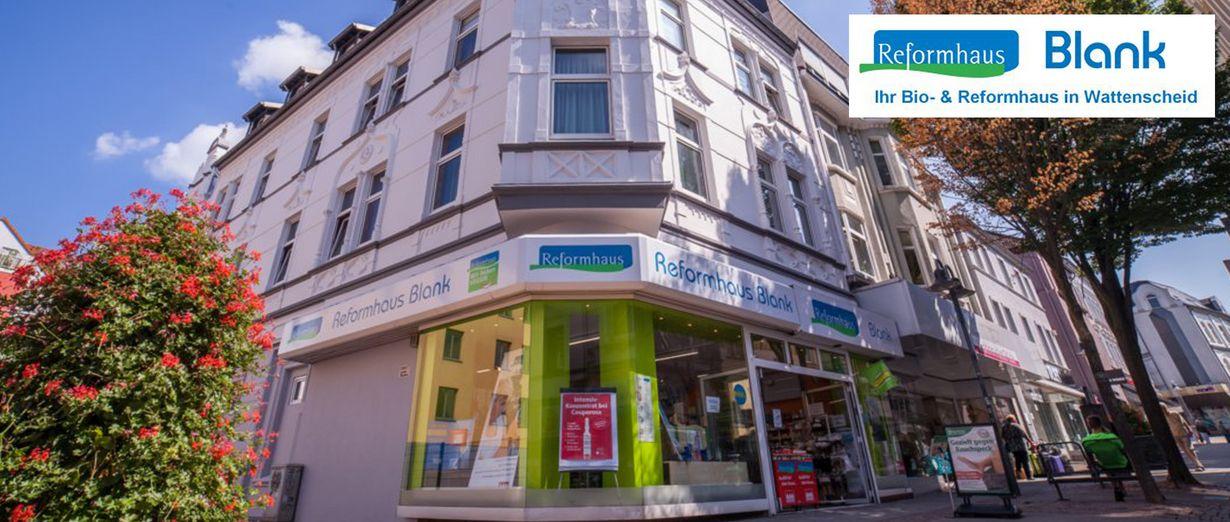 Reformhaus® Blank - Ihr Reformhaus® in Wattenscheid.