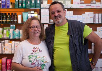 Annette und Holger Blank vom Reformhaus® Blank